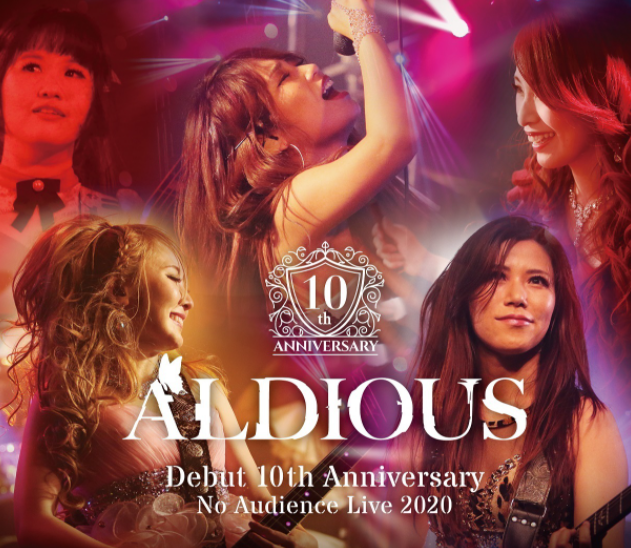 Aldious Debut 10th Anniversary No Audience Live 2020