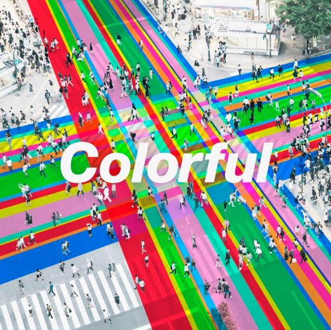 チーム コカ・コーラ公式ソング「Colorful」